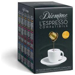 Diemme CORPO 50 kapsułek do Nespresso