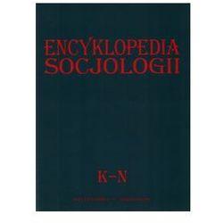 Encyklopedia socjologii t.2 K-N (opr. twarda)