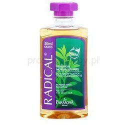 Farmona Radical Oily Hair szampon normalizujący do częstego stosowania + do każdego zamówienia upominek.