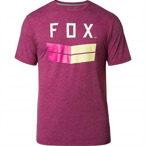 koszulka FOX - Frontier Ss Tech Tee Heather Purple (158) rozmiar: M