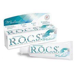 Żel do zębów ROCS Medical Minerals remineralizujący