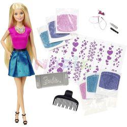 Barbie Brokatowe włosy Mattel