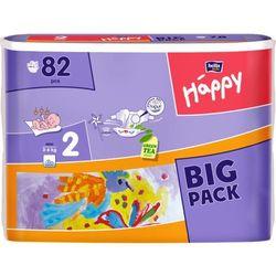 Bella HAPPY Mini (3-6 kg) Big Pack 82 szt. - pieluszki jednorazowe