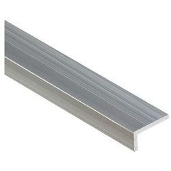 Kątownik aluminiowy 200cm, 2x1 cm Cezar