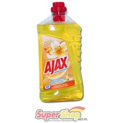 Ajax 1l płyn do podłóg skórka pomarańczy, jaśmin