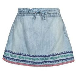 Vingino ELLEN Spódnica jeansowa hellblau