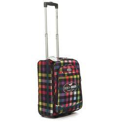 Mała walizka podróżna na kółkach