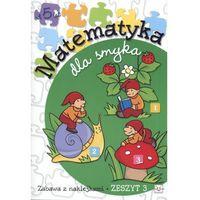 Matematyka dla smyka cz.3 (opr. broszurowa)