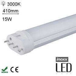 INOXX OL2G11 3000K 15W Świetlówka LED 2G11 4pin Ciepła 15W 410mm 3000K