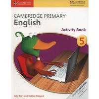 Cambridge Primary English Stage 5 Activity Book (opr. miękka)