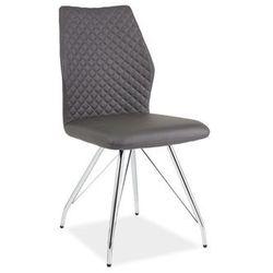 Krzesło H-604 grafit