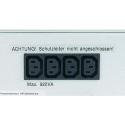 Transformator laboratoryjny separacyjny Thalheimer ERT 230/230/4G, napięcie stałe