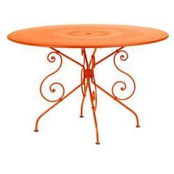 Stół okrągły 117cm ogrodowy 1900 Fermob