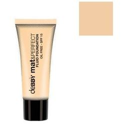 DEBBY Mat Perfect Fluid Foundation Oil Free SPF15 podklad matujacy 02 Natural 30ml