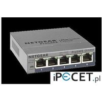Switch Netgear GS105E 5x100/1000 ProSafe Plus