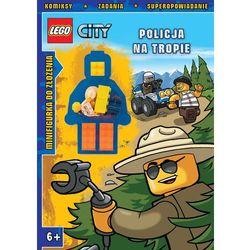 LEGO City. Policja na tropie (opr. miękka)