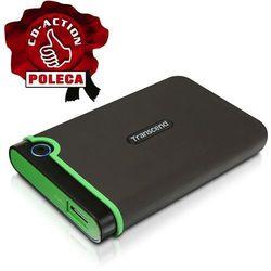 Dysk Transcend TS1TSJ25M3 - pojemność: 1 TB, USB: 3.0, 2.5