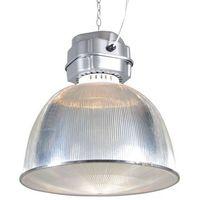 Przemysłowa lampa wisząca Output II aluminium