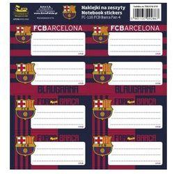 NAKLEJKI FC BARCELONA