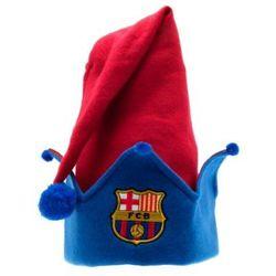 HBARC72: FC Barcelona - czapka świąteczna