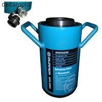 05. Cylinder hydrauliczny przelotowy 60 ton/skok 50 mm