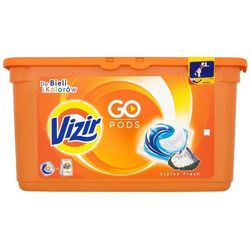 VIZIR 1058,4g Go Pods Alpine Fresh Kapsułki do prania (42 prania)