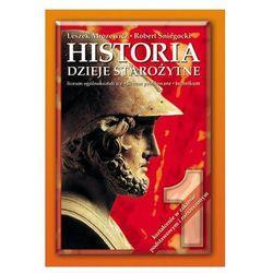 Historia, klasa 1, poziom podstawowy i rozszerzony, Historia. Dzieje starożytne, podręcznik, część 1, Nowa Era