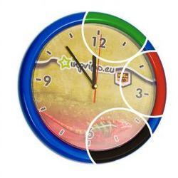 Zegar Plastikowy