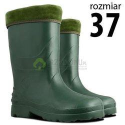 Kalosze 032 EVA damskie zielone rozm.37