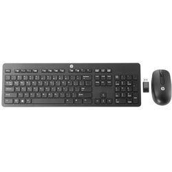 HP Slim Wireless Keyboard and Mouse T6L04AA, bezprzewodowa klawiatura i myszka