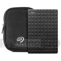 Seagate Expansion Portable 4TB USB 3.0 (czarny) + etui