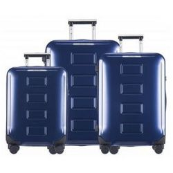 16f3e0b845fc4 Komplet walizek PUCCINI zestaw walizka duża + średnia + mała/ kabinowa  twarda z kolekcji VANCOUVER