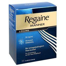 Regaine ampułki na wypadanie włosów dla mężczyzn 3x60 ml 3X60 ml