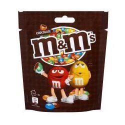 Czekoladowe kulki M&M's Chocolate w kolorowych skorupkach 250 g