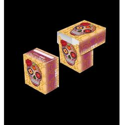 Pudełko ultra pro deck box Pink Skull