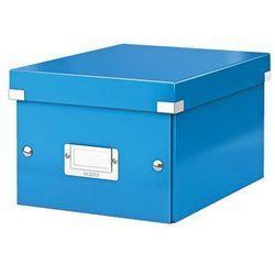 Pudło uniwersalne Leitz Click&Store Wow 6043 - niebieskie