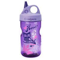 Butelka dla dzieci, kubek niekapek Nalgene - Fioletowy