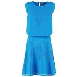 Karen Millen Sukienka letnia blue