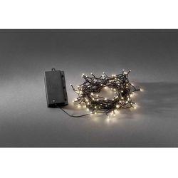 Lampki choinkowe Konstsmide 3729-100, LED, Ciepły biały