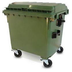 Pojemnik na odpady 1100L EUROPLAST