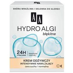 AA Hydro Algi Odżywczy krem Intensywnie nawilżający