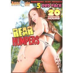 DVD-REAR HUMPERS 5 DVD PACK