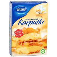 GELLWE 340g Ciasto Karpatka + krem