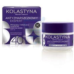 Kolastyna Protect BeutyKrem antyzmarszczkowy ekspert 40+ na dzień 50 ml