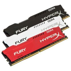 Kingston HyperX Fury DDR4 8GB 2400 CL15