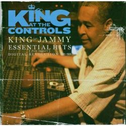 King At The Controls - King Jammy Essential Hits - Różni Wykonawcy (Płyta DVD)