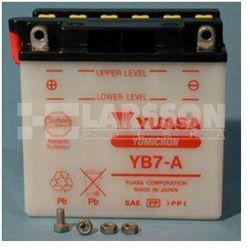 Akumulator Yumicron YUASA YB7-A 1110114 Suzuki TU 125