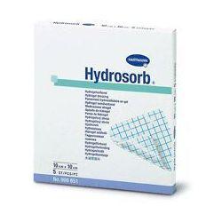 HYDROSORB 5x7,5cm op. 5 sztuk opatrunki hydrożelowe
