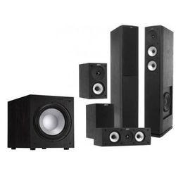 JAMO S626 HCS + SUB J10 BL - kolumny , głośniki - w zestawach taniej - pytaj??