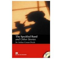 The Speckled Band And Other Stories + CD. Macmillan Readers Intermediate (opr. miękka)